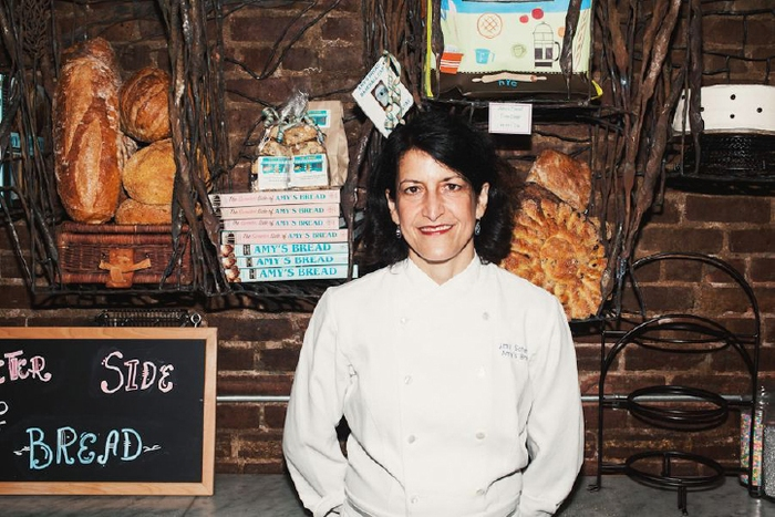 Amy Scherber, Amy's Bread, Hell's Kitchen